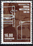 DENMARK #  FROM 2014  STAMPWORLD 1708 - Used Stamps