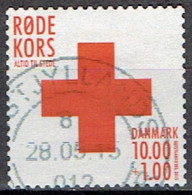 DENMARK #  FROM 2014  STAMPWORLD 1710 - Used Stamps