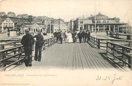 Deutschland - Helgoland - Landungsbrücke - Helgoland