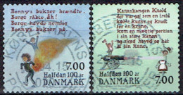 DENMARK #  FROM 2015  STAMPWORLD 1725-26 - Used Stamps