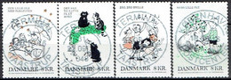 DENMARK #  FROM 2016  STAMPWORLD 1781-84 - Used Stamps