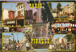 Lot De 1000 Cpm De Paris - 500 Postcards Min.