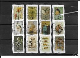 1827->1838 Cabinet De Curiosités Oblitérés 2020 Oblitérés - Autoadesivi