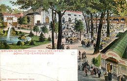 Deutschland - Böhlitz-Ehrenberg - Gruss Aus Dem Waldmeister - ( Eine Kleine Falte ) - Andere