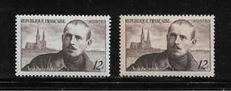 FRANCE  ( FVT - 70 )  1950  N° YVERT ET TELLIER  N° 865   N** - Varieteiten: 1950-59 Postfris