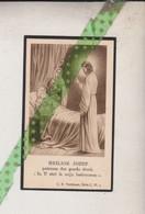 Josephus Maes-Corten, Schaffen 1851, Averbode 1936 - Obituary Notices