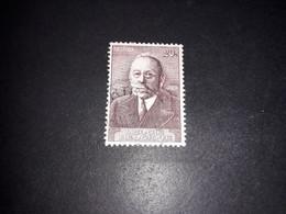 """A8MIX10 BELGIO 1956 CENTENARIO DELLA NASCITA DI EDOARDO ANSEELE """"O"""" - Used Stamps"""
