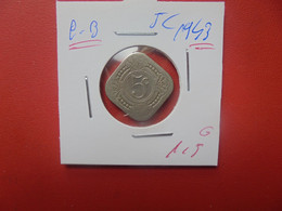 PAYS-BAS 5 CENTS 1943 (A.17) - 5 Cent
