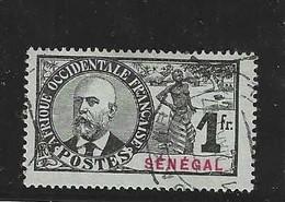 Timbre Sénégal N° 44 - Gebruikt