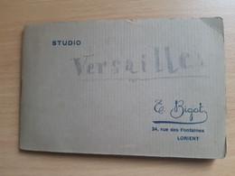Studio Versailles LORIENT. Album Photos. - Anonymous Persons