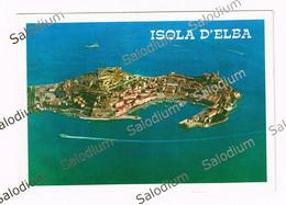 ISOLA D'ELBA - Portoferraio  -  XXL CARD - Big Format - Livorno
