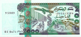 ALGERIE 2011  2000 Dinar - P.144a  Neuf UNC - Algerije