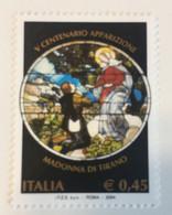 2004 - Italia - Apparizione Della MADONNA  Di Tirano. E. 0,45 - 2001-10:  Nuovi
