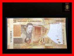 SOUTH AFRICA 20 Rand  2018  P. 144  *commemorative N. Mandela*   UNC - Suráfrica