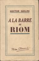 A La Barre De Riom De Hector Ghilini (1942) - Other