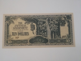 GIAPPONE 10 DOLLARS - Japan