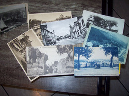 Lot 1000 Cpa  De Type Drouille - 500 Postkaarten Min.