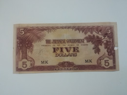 GIAPPONE 5 DOLLARS - Japan