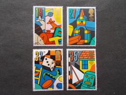 GRANDE   BRETAGNE   -  CEPT  N° 1380  / 1383     Année   1989   NEUF XX     ( Voir Photo ) - 1989