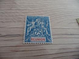 TP Colonies Françaises Réunion Charnière   N°49 - Nuovi