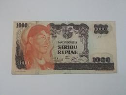 INDONESIA 1000 RUPIAH 1968 - Indonesië