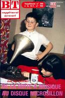 Bibliothèque De Travail Supplément N°500 Au N°988 : De La Boîte à Musique Au Disque Microsillon De Collectif (1987) - Ohne Zuordnung