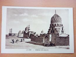 Egypte. Le Caire, Tombeau Des Khalifes (5679) - Cairo