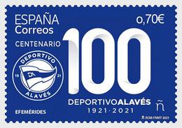 Spanje / Spain - Postfris / MNH - 100 Jaar Deportivo Alaves 2021 - 2011-... Neufs
