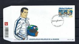 Année 2005 : FDC 3350 - Michel Vaillant - Obli. Avelgem - 2001-10