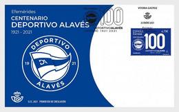 Spanje / Spain - Postfris / MNH - FDC 100 Jaar Deportivo Alaves 2021 - 2011-... Neufs