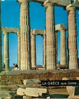 La Grèce Que J'aime... De André Fraigneau (1960) - Tourism