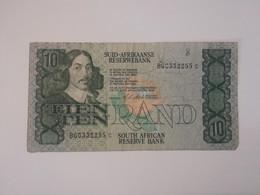 SUDAFRICA 10 RAND - Suráfrica