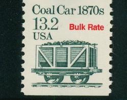 USA Scott # 2259 1988  American Transportation Coil -13.2¢Coal Car   Mint Never Hinged  (MNH) - Nuevos