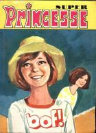 Super Princesse Du N°134 Au N°136 De Collectif (1974) - Unclassified
