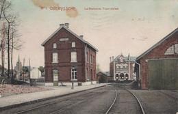 SELECTION - OVERYSSCHE - La Station Du Tram Vicinal - Autres