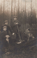 SELECTION - OVERYSSCHE - CARTE PHOTO - (chasse Au Lièvres Avec Furet) - Autres