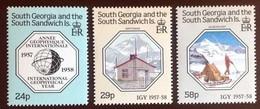 South Georgia 1987 Geophysical Year MNH - Georgias Del Sur (Islas)