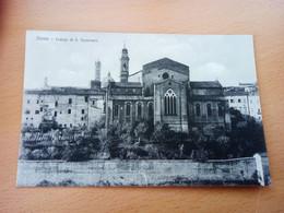 Siena, Veduta Di S. Francesco (5681) - Siena
