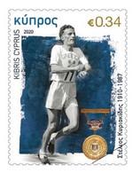Cyprus - Postfris / MNH - Complete Set Marathon 2020 - Nuovi