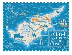 Cyprus - Postfris / MNH - Complete Set Europa, Oude Postroutes 2020 - Nuevos