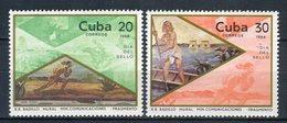Cuba 1984. Yvert 2546-47 ** MNH. - Neufs