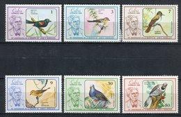 Cuba 1986. Yvert 2674-79 ** MNH. - Neufs