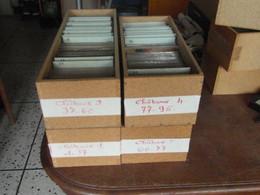 + 5000  CPA, CPSM, CPM  Château De France - 500 Postcards Min.