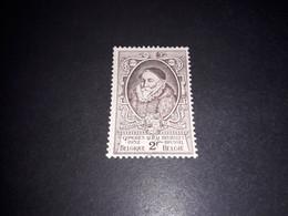 "A8MIX11 BELGIO 1952 CONGRESSO DELL'UPU 2 F. ""O"" - Used Stamps"