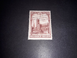 """A8MIX11 BELGIO GENT GAND 60 C. + 15 C. """"O"""" - Used Stamps"""