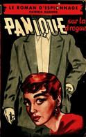 Panique Sur La Drogue De Patricia Marnier (1955) - Old (before 1960)