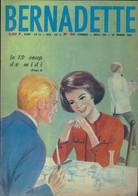 Bernadette (nouvelle Série) N°96 De Collectif (1963) - Ohne Zuordnung