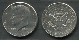 ETATS-UNIS - HALF DOLLAR KENNEDY 1964 - 1964-…: Kennedy