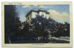 Saluti Da VISERBA - Villa Campogrande - Rimini