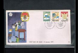 1977 - Indonesia FDC E33 - Government - Elections [ZH007] - Indonesia